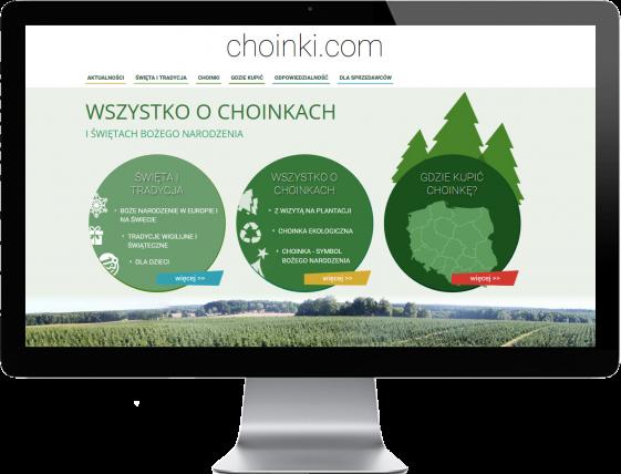 Choinki - BLOG