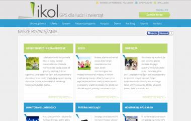 IKOL - Lokalizator GPS Online