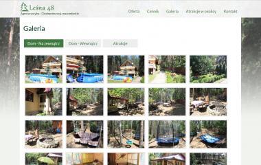 Leśna 48 - Agroturystyka