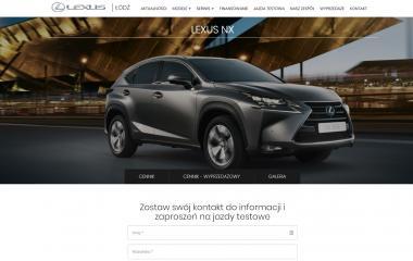 Lexus Łódź