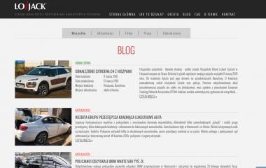 Lojack - System Lokalizacji Pojazdów