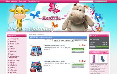 Martita - ubranka dla dzieci