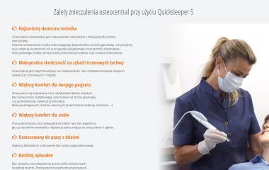 QuickSleeper - Znieczulenia komputerowe