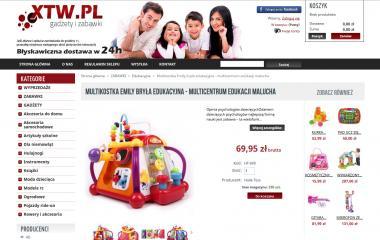 XTW.PL - Gadżety, zabawki